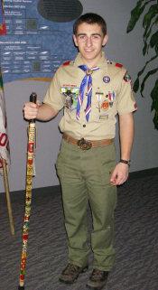 Eagle Scout photo