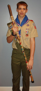 Eagle Scout from Utah